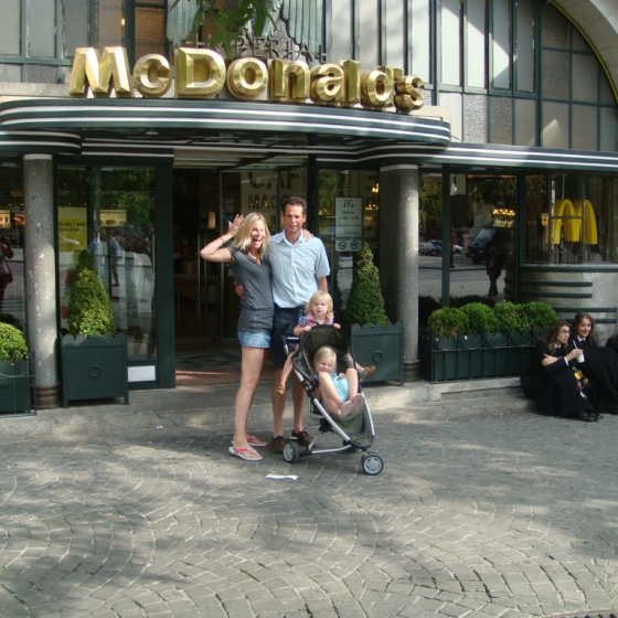 Imperial Mc. Donalds